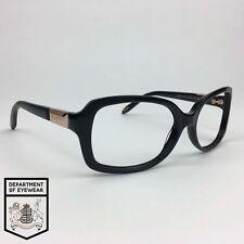 RALPH LAUREN eyeglass BLACK RECTANGLE frame Authentic. MOD: RA5130