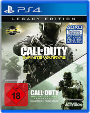 PS4 Play Call of Duty: Infinite Warfare - Legacy Edition NEW