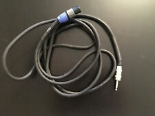 Livewire Speakon (2-Pole) Male Pro Audio Single Cables | eBay