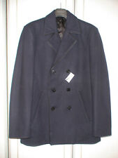John Lewis jacket,ladies size L Navy blue blazer coat New