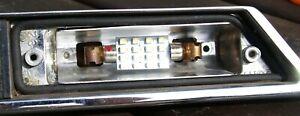 JAGUAR XJS reverse light refurbishment kit, NEW improved seal + LED bulb, 2 pcs.