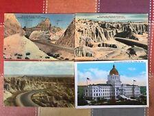 20 South Dakota Postcards