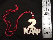 Kappa Alpha Psi Line Number and letters Teekee Tiki # 2