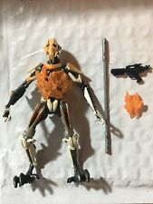 Hasbro Star Wars revenge of the sith demise of General Grevious target Figure