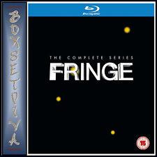 FRINGE - COMPLETE SERIES 1 2 3 4 & 5   **BRAND NEW BLURAY BOXSET**