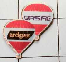 Ballon épinglette gaz naturel Gasag doppelballon (an2089)