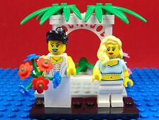 "LEGO-MINIFIGURES SAME SEX COUPLE  FOR WEDDING CAKE DECORATION ""PLEASE READ"""