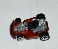 1997 Hot Wheels Go Kart, Red, Made in China