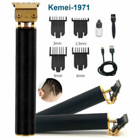Professional Hair Clippers KEMEI Men's  Grooming Cordless Cutting Trimmer Shaver