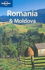 Lonely Planet - Romania & Moldova - Steve Kokker