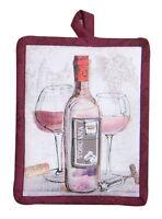 NEW Kay Dee Designs Choice Wine Kitchen Pot Holder