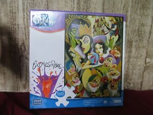 DISNEY EXPRESSIONS SNOW WHITE 300 PIECE PUZZLE NEW