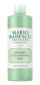 NEW Mario Badescu Skincare Enzyme Cleansing Gel 16 oz