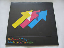 Vinyl Album: John Foxx And The Maths : The Shape Of Things : Sealed