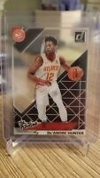 2019-20 Panini Clearly Donruss The Rookies DeAndre Hunter Rookie RC Acetate