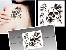 Einmal-Tattoo Temporary Tattoo  wasserdicht  87*120 mm  Neu