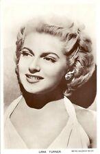Lana Turner Original Picturegoer Postcard W 165