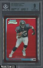 2003 Bowman Chrome Red Refractor #195 Andre Johnson RC Rookie /235 BGS 9