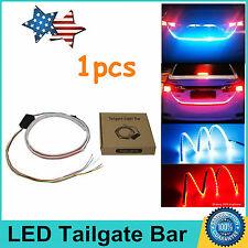 48inch Tailgate Strip Brake Reverse Turn Signal Tail Light LED Bar For Car Truck