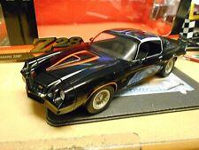 CHEVROLET Camaro Z/28 Z 28 Z28 Coupe black schwarz 1978 Greenlight 1:18