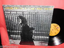 NEIL YOUNG After the gold rush LP 1970 ITALY Gatefold Cover EX++