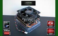 GENUINE AMD HEATSINK COOLER FAN FOR  PHENOM II BLACK EDITION X4 965 955 AM3 NEW