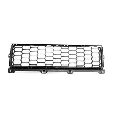 Front Bumper Cover Grille; Made Of Plastic For 2015-2018 Jeep Renegade 104-2680