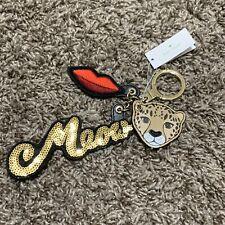 Kate Spade Cheetah Bag bag Charm & Key Fob