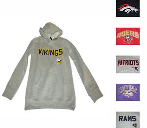 NFL Team Logo Hooded Pullover Sweatshirt YOUTH Team Hoodie MSRP: $40