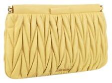 Authentic MIU MIU Mini Bag Clutch Wallet *Mint*