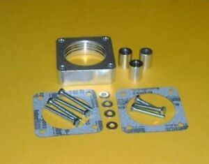 JEEP WRANGLER THROTTLE BODY SPACER 1997-2006 L6 4.0L 2.0L ALL (FITS JEEP)