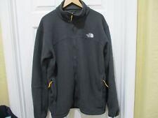 The North Face Dark Gray Fleece Jacket For Men Size XL