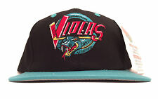 Detroit Vipers IHL Black Teal Snapback By Youngan Hat Cap Red Wings Howe