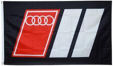 Audi Quattro Flag Germany car Banner 3x5 ft US Seller