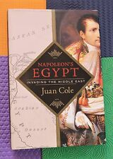 NAPOLEON BONAPARTE in Egypt Invading Middle East HARDBACK/DJ