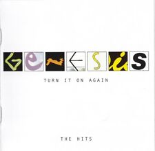 Genesis Promo Music CDs