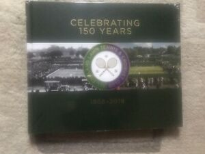 Wimbledon Celebrating 150 Years Brand New And Sealed