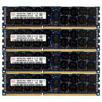 PC3L-10600 4x16GB HP Proliant SL335S SL390S BL685C G7 664690-001 Memory Ram