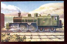 ITALIAN Southern railway  Tuck Oilette #9274 PPC