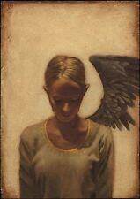 James Christensen SLEEPER LOST IN DREAMS art print, Angel, ARTIST PROOF AP#31/50