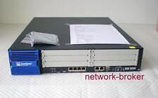 Juniper ssg-550m-sh Secure Services Gateway ridondanti power supplies DRAM 1gb