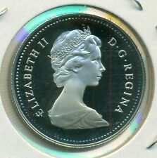 Proof Canada 1981 50 Cents~cameo Frost White Other Us Coins