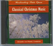 WURTTEMBERG STATE OPERA - CLASSICAL CHRISTMAS - NEW CD