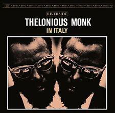 In Italy [LP] by Thelonious Monk (Vinyl, Nov-2014, Concord)
