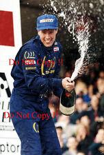 Colin McRae Subaru Impreza 555 Winner RAC Rally 1995 Photograph 2