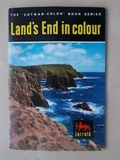 THE COTMAN-COLOR BOOK SERIES - LAND'S END IN COLOUR - TOURIST GUIDE 1967