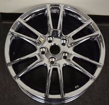 2008 Nissan Altima OEM Wheel Rim Chrome 17x7.5 40300JA31A 62485