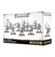 Tzaangors Tzeentch Arcanites Chaos Daemons Warhammer Age of Sigmar NIB Flipside