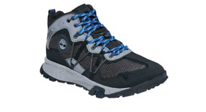 timberland GARRISON TRAIL WATERPROOF MID FABRIC BLACK US MENS SIZES TB0A2A7FT015