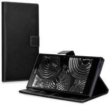 Hülle für Sony Xperia Z Ultra Kunstleder Wallet Case Cover Handy Schutzhülle